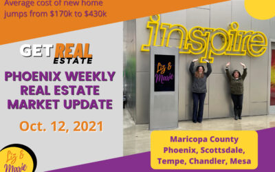Average new home cost jumps from $170k to $430k Get Real Estate with Liz &Marie
