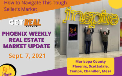 How to Navigate this Tough Seller's Market – Get Real Estate with Liz & Marie