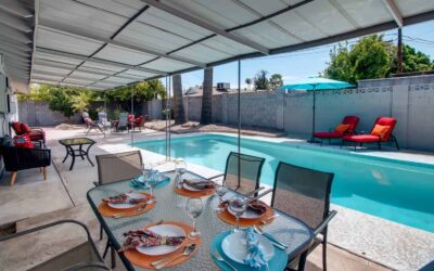 Tempe Single Family with Pool